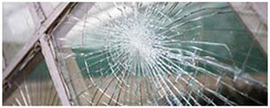 Grangetown Smashed Glass